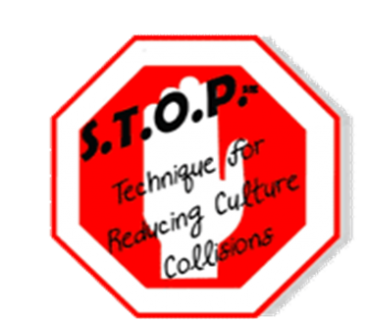 S.T.O.P. ℠ | A Technique For Reducing Culture Collisions (STOP89)
