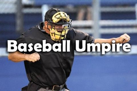 Baseball Umpire (BU101)