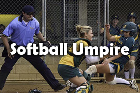Softball Umpire (SU101)