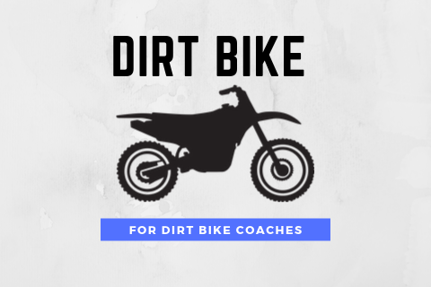 DB100 Dirt Bike Certified Coach (CC-DB100)