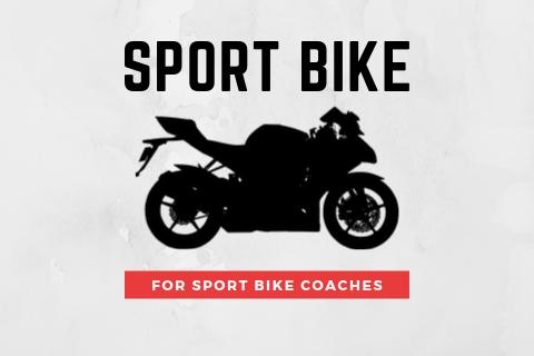 Level 100 USMCA Certification (Sport Bike Coach) (SB100)