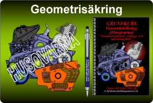 Geometrisäkring Husqvarna