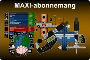 Abonnemang MAXI