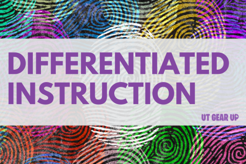 TX START: Differentiated Instruction Mini Session