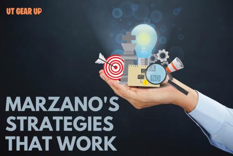 TX START: Marzano's Strategies that Work