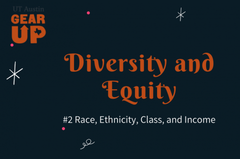 TX START: Diversity and Equity: Race, Ethnicity, Class, and Income