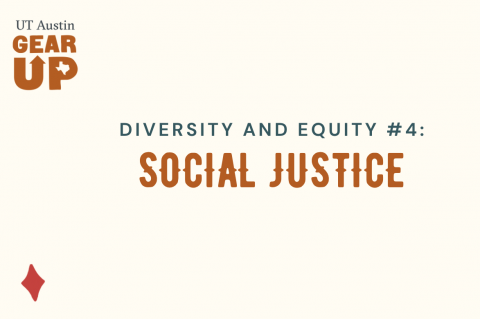 TX START: Diversity and Equity: Social Justice
