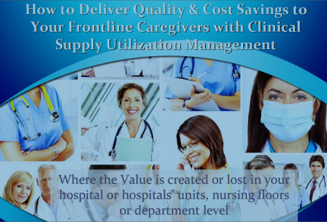 ON-DEMAND VIDEO - How to Deliver Quality & Cost Savings to Your Frontline Care Givers with CSUM (SUM301)