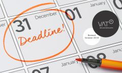 December Deadline Information Tool (TL003)