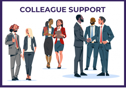 Colleague Support (CM-CSup)