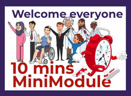 The 10 minute Mini-Module (MiniMod)