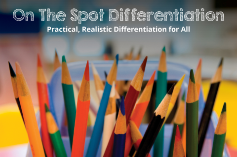 Part 1: On the Spot Differentiation