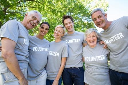 The power of volunteering - Charlotte Fielder