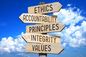 Ethics - 2018 Policies and Procedures (ETH)