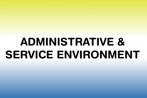Policies & Procedures - Administrative & Service Environment (ASE)