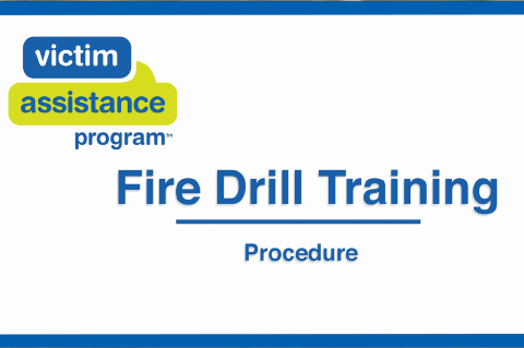 Evacuation and Drills  - ASE 6.02 Fire Drill Training Video