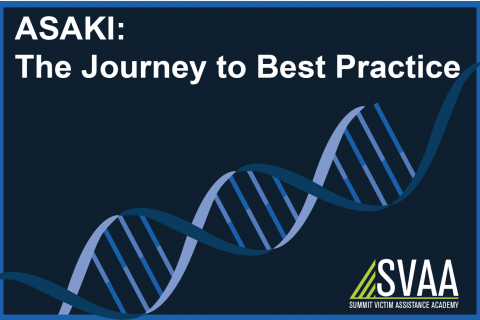 Akron Sexual Assault Kit Initiative: The Journey to Best Practice (2 CEUs)