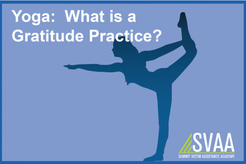 Yoga: What is a Gratitude Practice? (CE-4008)