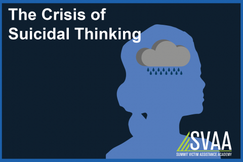 The Crisis of Suicidal Thinking (2 CE)