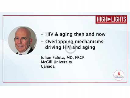 HIV & Aging 2019 - HIGHLIGHT 2 | Julian Falutz