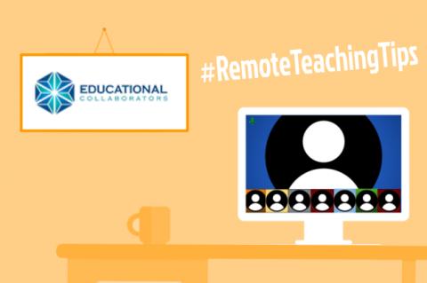 #RemoteTeachingTips