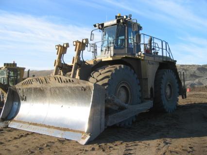 Rubber Tire Dozer - Operation and Safety v2.0.0H5 (MAINSSRTD)