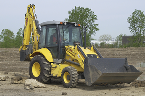 Backhoe Loader Maintenance & Transport Video (APWABHLMAIN-VOD)