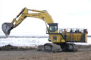 Crawler Excavator Maintenance & Transport Video (MAINCEMAIN-VOD)