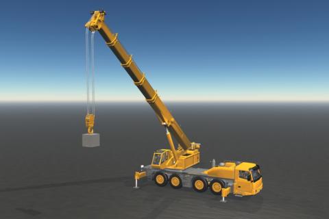 VISTA NCCCO Crane Operator CHALLENGE EXAM v1.0.0 (NCCCOCT)