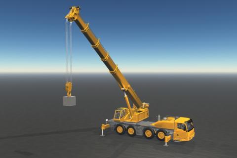 VISTA NCCCO Crane Operator Quick Test v1.0.0 (NCCCOFREEQT)