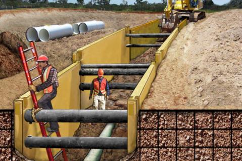 OSHA Excavation Safety Orientation v1.1.0H5 (MAINEXCSAFT)