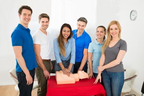 HLTAID009 - Provide cardiopulmonary resuscitation (HLTAID009/ASC)
