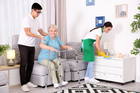 CHC33015Certificate III in Individual Support Enrolment Process- Home & Community Care Stream (AAEC-CHC33015-HAC)