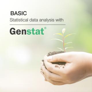 Basic statistical data analysis with Genstat (Genstat_01)