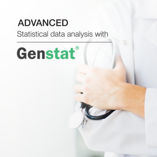 Advanced statistical data analysis with Genstat (Genstat_03)