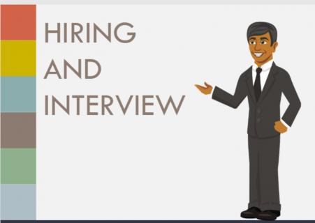 米国での採用とインタビュー Hiring and Interviewing(English) (aMS004)