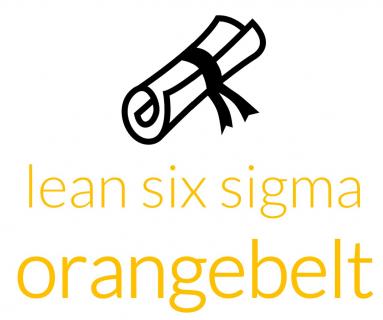 Lean Six Sigma Orangebelt examen (OB20)