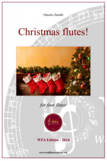 Christmas Flutes (CF-P-OZ)