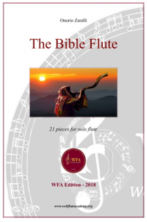 The Bible Flute (BF-P-OZ)