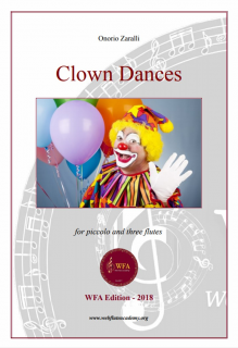 Clown Dances (CD-OZ)