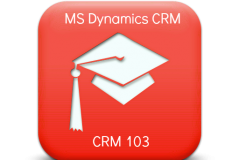 Microsoft Dynamics CRM: Activities (CRM103)