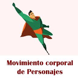 Movimiento Corporal de Personajes (DANM102)
