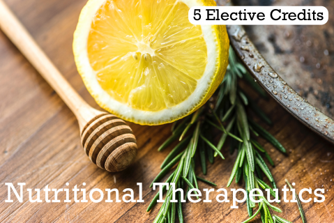 The Ongoing Series in Nutritional Therapeutics
