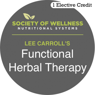 Functional Herbal Therapy Primer
