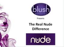 Blush: Real Nude with Sensa-Feel