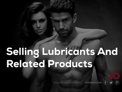 System JO: Selling Lube and Related Add-ons