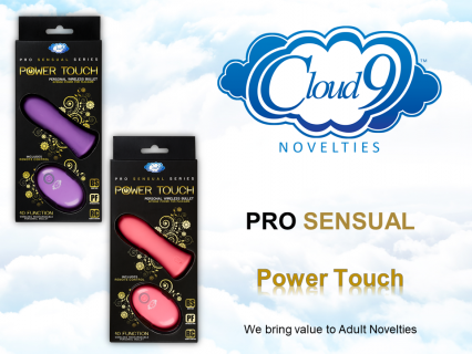 Cloud 9: Power Touch