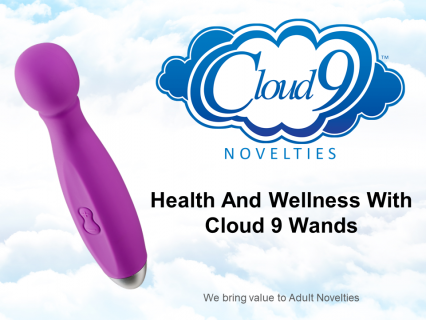 Cloud 9: Health and Wellness With Wands