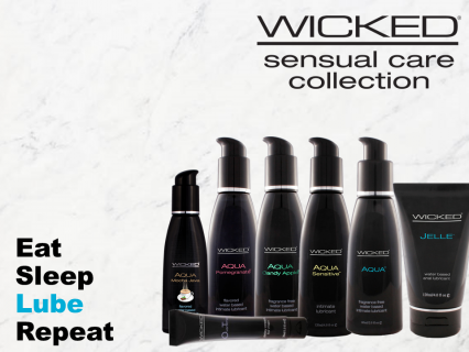 Wicked: Sensual Care Collection