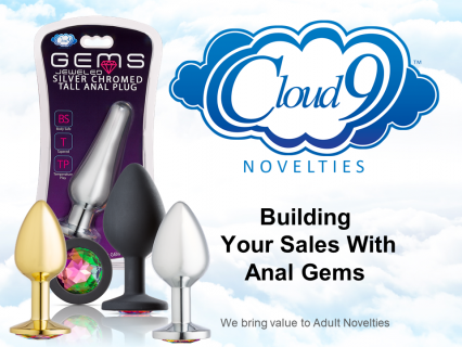 Cloud 9: Building your Sales With Anal Gems